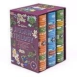 Professor Puzzle Pack 3 Puzzles literarios Doble Cara - El Libro de la Selva- El Mago de Oz- Alicia en el país de Las Maravillas
