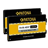 PATONA 2X Bateria BL-42D1F Compatible con LG G5 H820 H830 H840 H850 H860 H868 G5 Lite LS992 RS988 VS987