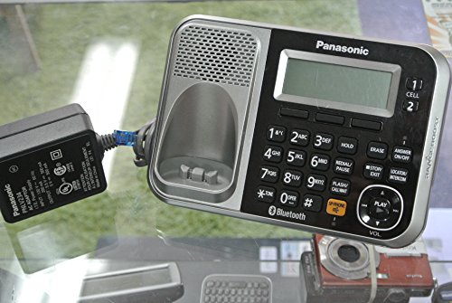 Panasonic KX-TG7871 Answering Machine/Charging Base Dock ONLY - Bluetooth Connection for up to 2 Cell Phones