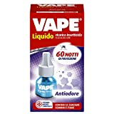 Vape Ricarica Liquida Antiodore 60 Notti, 36ml