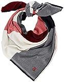 Tommy Hilfiger TH BLANKET Schal Damen, Weiß (White 0k9), One Size (Herstellergröße:OS)