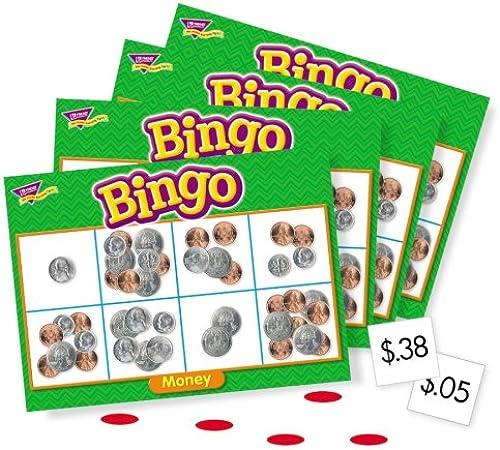 Tienda de moda y compras online. Young Learner Bingo Bingo Bingo Game, Money, Sold as 1 Each  calidad oficial