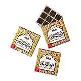 Oud Al Mukhtar Bakhoor - (3 Schachteln x je 9 Stück) Weihrauch Räucherwerk| Zur Verwendung mit...