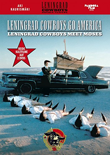 LENINGRAD COWBOYS - Double-Feature [2 DVDs]