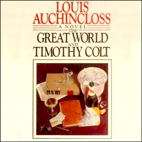 The Great World and Timothy Colt audiobook cover art
