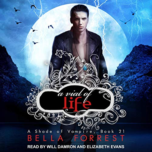 A Vial of Life audiobook cover art