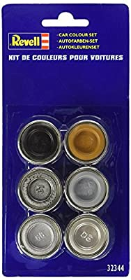 Revell - Accessoire Pour Maquette - Couleurs 6 Pots