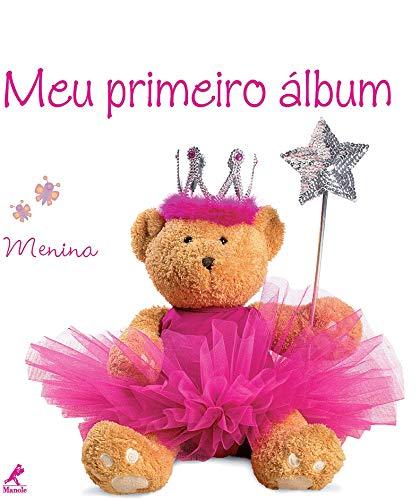 Meu primeiro álbum: Menina
