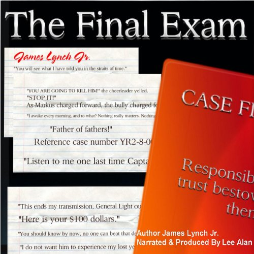 The Final Exam audiobook cover art