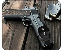 マウスパッド武器スプリングフィールドアーモリー1911ピストルマウスパッド