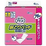 アテント 尿とりパッドスーパー吸収 女性用 1箱(76枚×4パック)