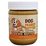 Poochie Butter Dog Peanut Butter 12oz All Natural...