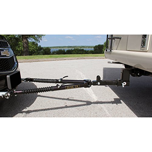Blue Ox BX4370 Ascent Tow Bar - 2' Receiver, Class III 7500 lb. Rating