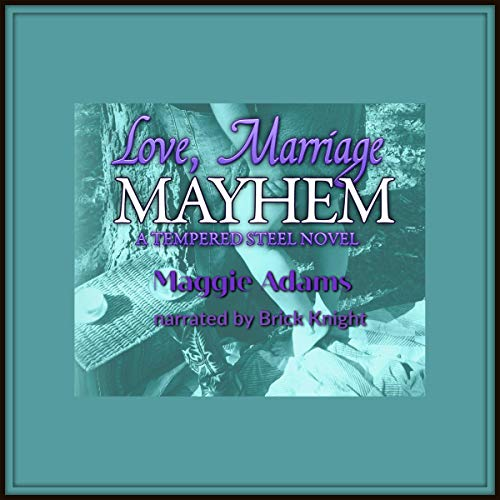 Love, Marriage & Mayhem audiobook cover art