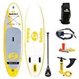 Solstice Watersports Bali 2.0 Inflatable Stand-Up Paddle Board Kit (10'6 x 32''...