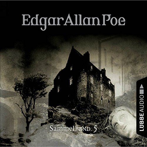 Edgar Allan Poe, Sammelband 5 audiobook cover art
