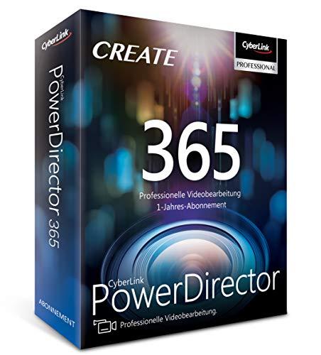CyberLink PowerDirector 365 / 12 Monate