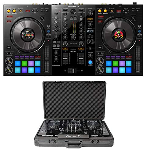 Purchase Pioneer DJ DDJ-800 + Magma MGA41103 Case Bundle