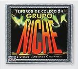 TESOROS DE COLECCION (3 CD'S) by GRUPO NICHE (0100-01-01)