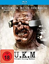 U.K.M - Ultimate Killing Machine (blu-ray) (import) Michael Madse