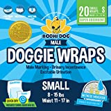 Best Dog Diapers - Disposable Dog Male Wraps   20 Premium Quality Review