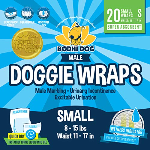 Bodhi Dog Disposable Male Dog Wraps