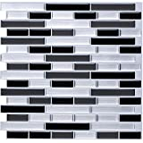 STICKGOO Panel de azulejos antisalpicaduras y antimoho...