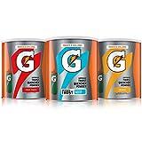 Gatorade Thirst Quencher 51oz Powder Variety Pack (Pack of 3)