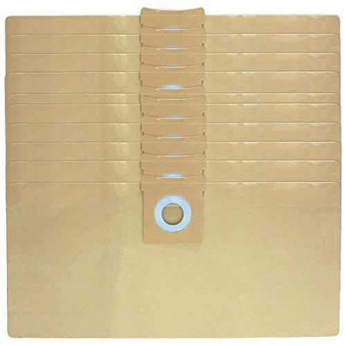 Spares2go - Bolsa resistente para aspirador (más ambientadores). 10 Bags
