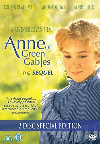 Anne Of Green Gables - The Sequel - 2 Disc Special Edition [DVD]