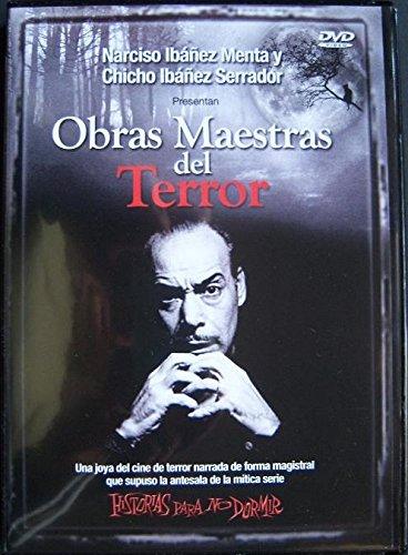 Obras maestras del terror [DVD]