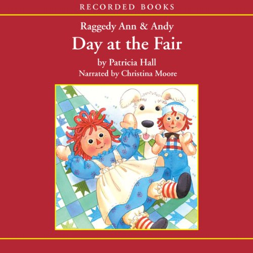 Raggedy Ann and Andy: Day at the Fair cover art