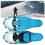 SOAR Raquetas Nieve Zapatos de Nieve al Aire Libre, Marco de Aluminio, Campo de Nieve Ligero y Flexible, Zapatos de Nieve para Caminar Flexibles, Equipo de esquí al Aire Libre