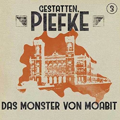 Das Monster von Moabit  By  cover art