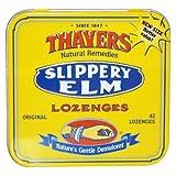 Thayers, Lozenges Slipper ELM Original, 42 Count