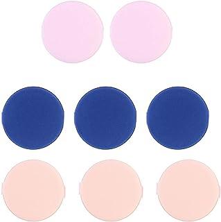 SILUN 8ピース エアクッションパフ 美容メイクスポンジパウダーパフブレンドパッドフェイシャルフェイスファンデーションメイク 使いやすい 便利 プロ 化粧初心者 化粧品ツール
