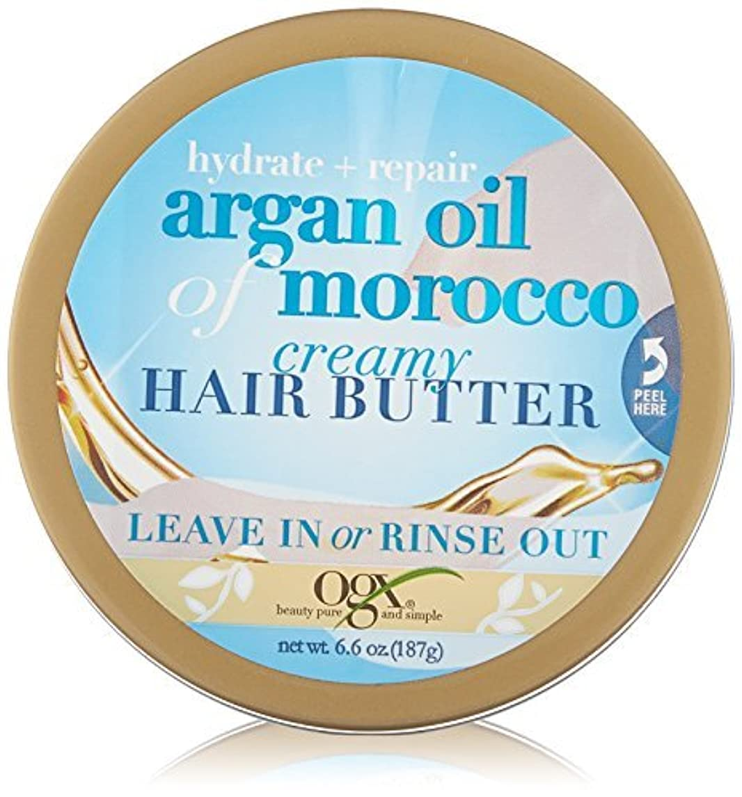 すずめ挑む悪用OGX Hydrate Plus Repair Argan Oil of Morocco, 6.6 Ounce [並行輸入品]