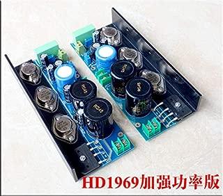 FidgetGear Assembeld Hood 1969 MJE15024/25 Class A Power amp Board 25W 2 CH Amplifier