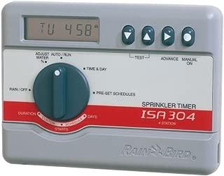 Best rain bird isa 304 automatic sprinkler timer manual Reviews