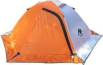 3-4 Season Backpacking Tent for 1-2 Person, AYAMAYA...