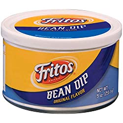 Fritos Dips, Bean Dip, 9 oz