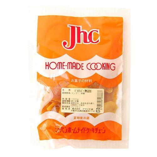 Jhc ドライマンゴースライス(無添加・無漂白) 100g
