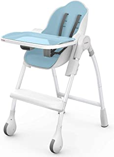 ORIEBL Cocoon High Chair - Cocoon Delicious - Blueberry Marshmallow, Large