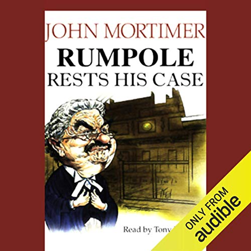 Rumpole Rests His Case audiobook cover art