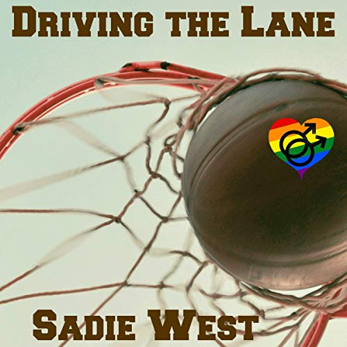 Driving the Lane audiobook cover art