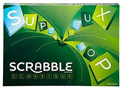 Scrabble, Jeu de Société et de Lettres, Version Française