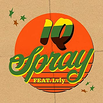 Spray (feat. Lvly)