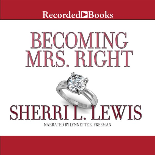 Becoming Mrs. Right cover art
