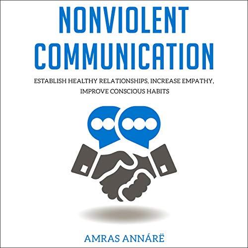Nonviolent Communication audiobook cover art