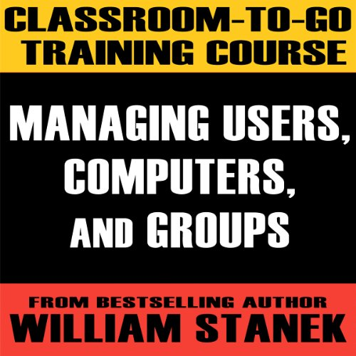 Classroom-To-Go Training Course 1 audiobook cover art